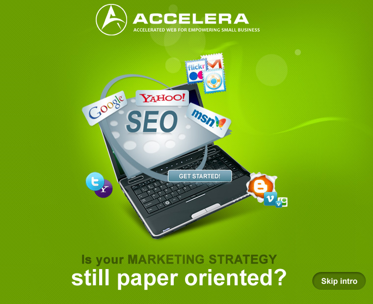 Is your marketing strategy still paper oriented? - Accelera Corporation